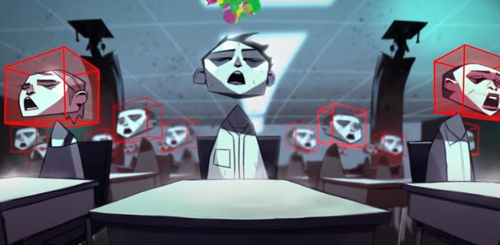 "кадр из мультфильма ""In shaddow"""