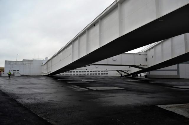 Санкт-Петербург, дамба, КЗС, судопропускные сооружения, С1