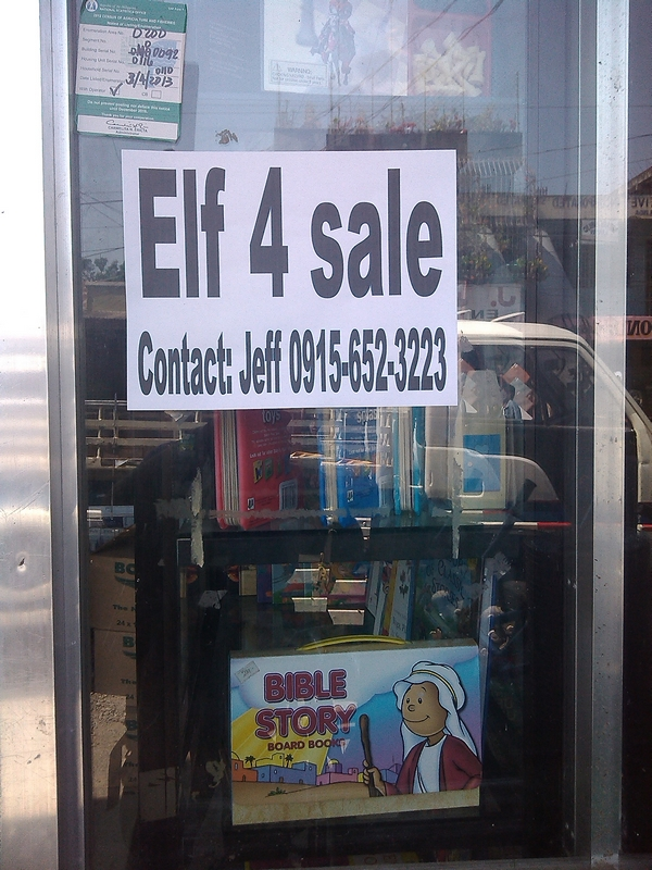 elf for sale-web