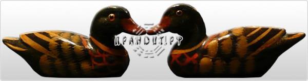 Уточки-мандаринки