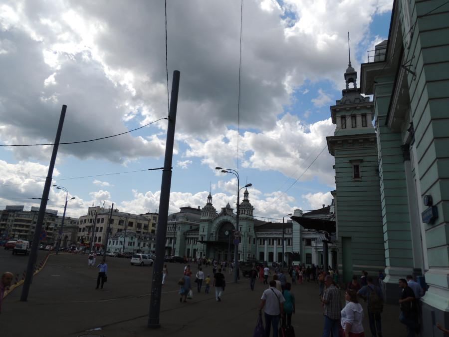 Белорусский вокзал2