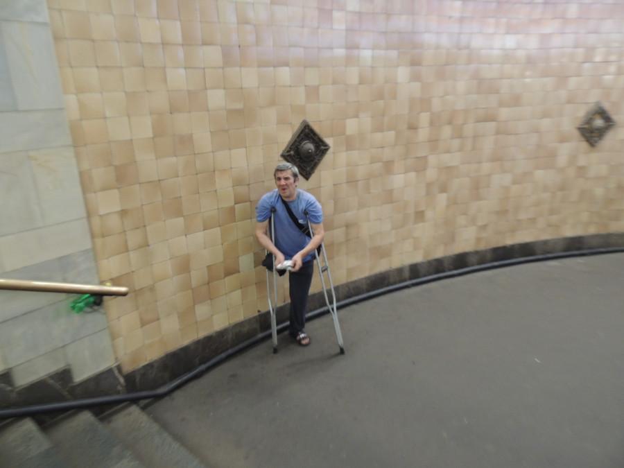Работа в метро