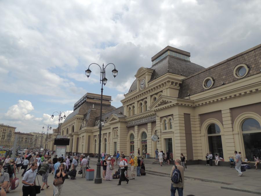 Павелецкие ворота.