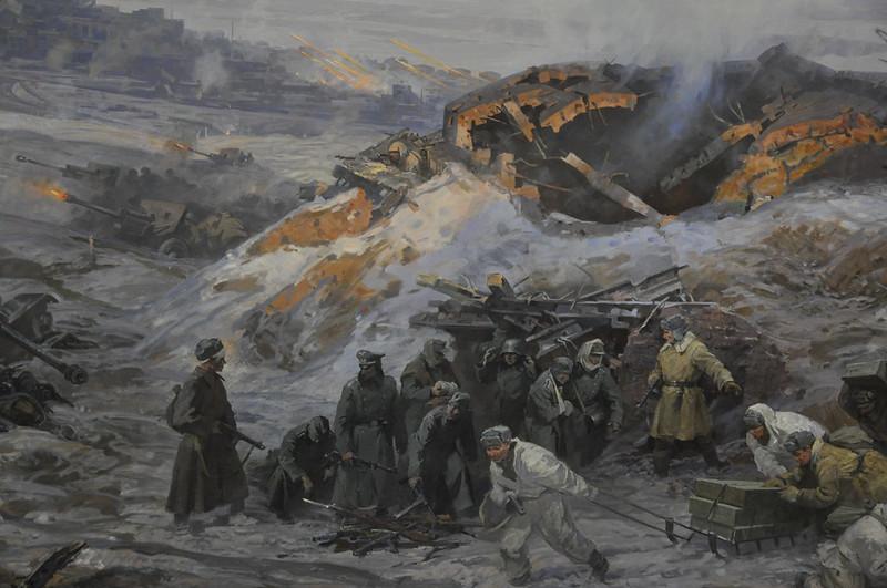 """Музей-панорама """"Сталинградская битва"""""""