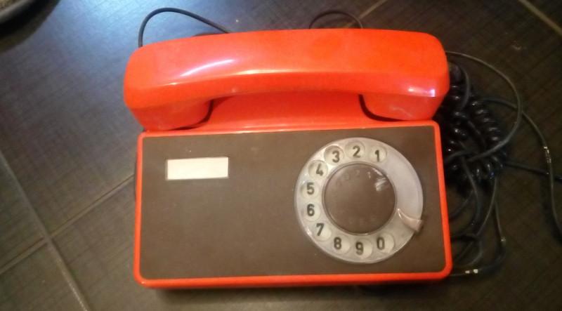 Телефон Tesla (Чехословакия)