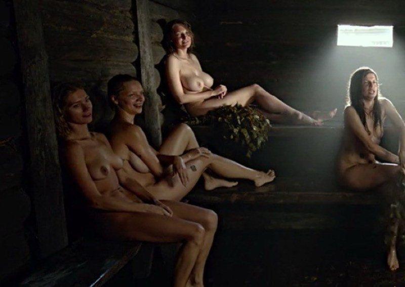 Фильмы эротические в бане