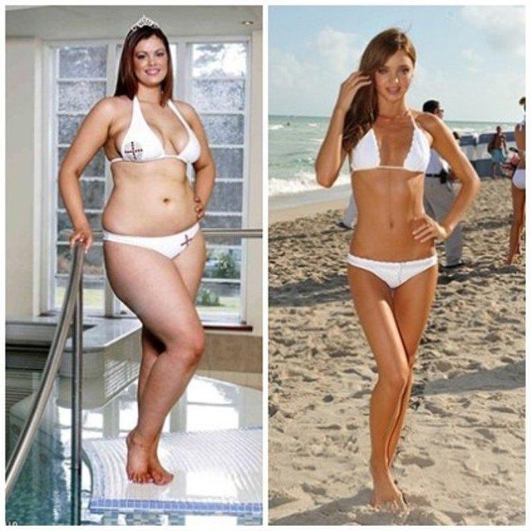 Просто Немножко Похудеть. Как быстро похудеть без диет и тренировок
