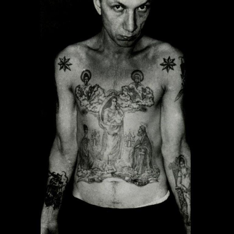 Criminal Tattoo History Amp Prison Tattoos Prison Tattoo - 640×640