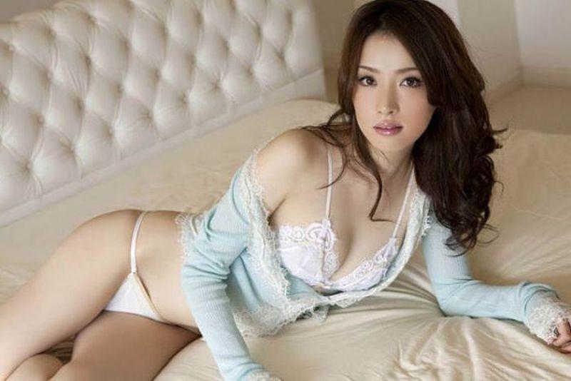 Сексуальные японки.
