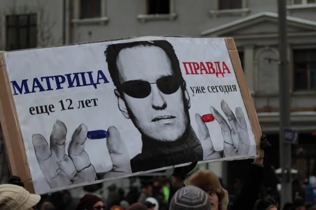 Лучшие плакаты с митинга 24-ого декабря