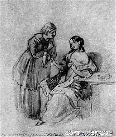 Татьяна ларина и евгений онегин имели секс
