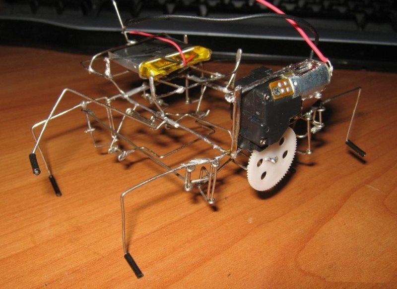 Как сделать самодельный робота