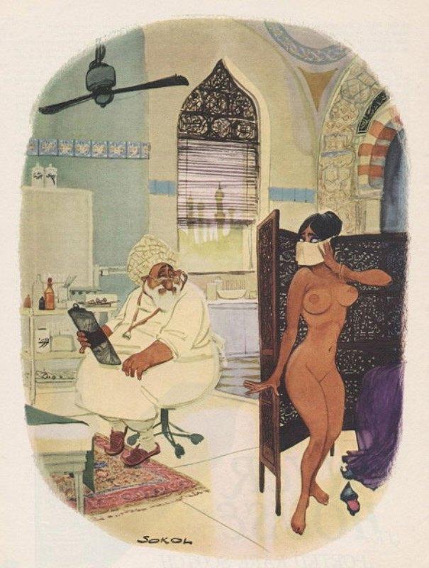 Эротика в карикатурах фото 217-834