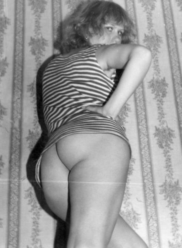 видно, как советское любительское эротическое фото такие