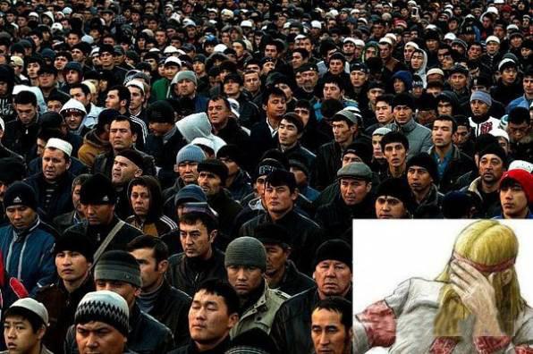 Кавказцы и таджики обещают Путину устроить Майдан