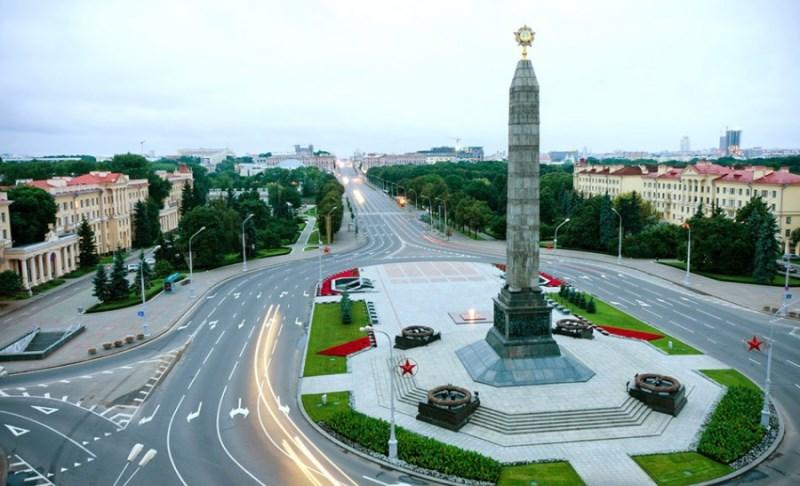 Пора валить, переезжаем в Беларусь.