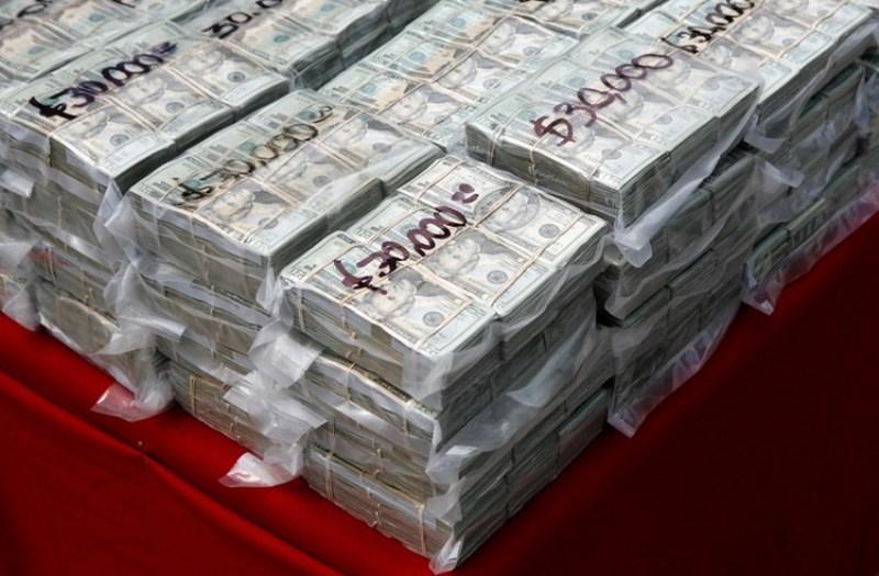 1 миллион долларов фото