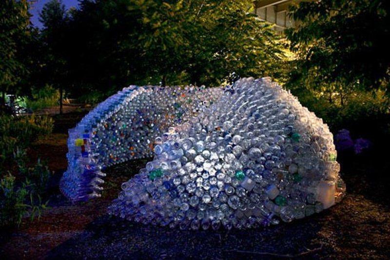 Как сделать ёлку из пластиковой бутылПлатье стандарт