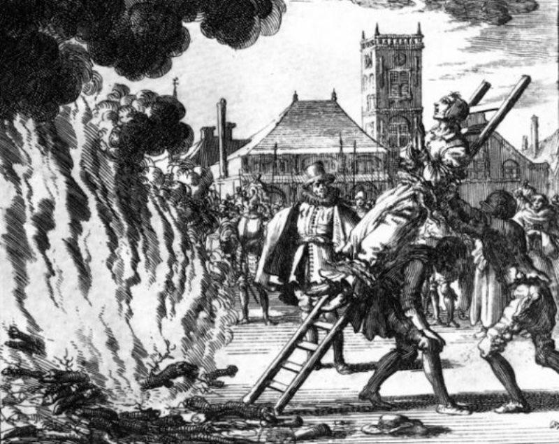 Инквизиция казни порно