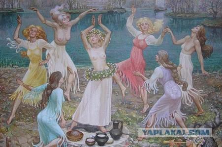 Славянские оргии бесплатно онлайн фото 391-703