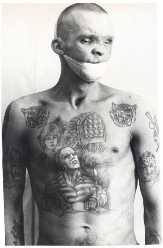 тату и их значения мужские тюремные