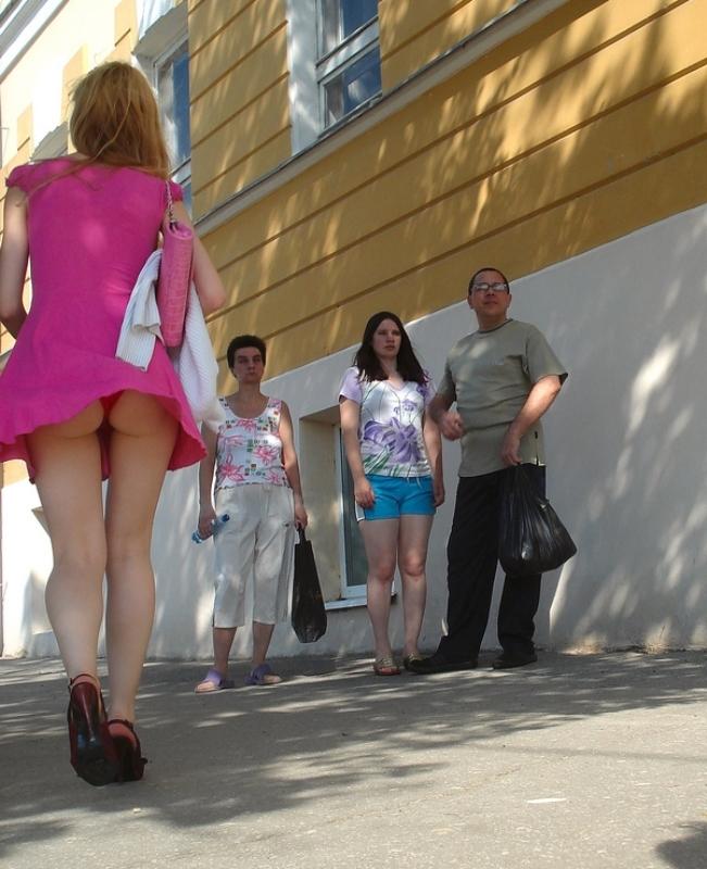 Какой знает будто верно вдувать. Всем дилетантам заглянуть под юбку