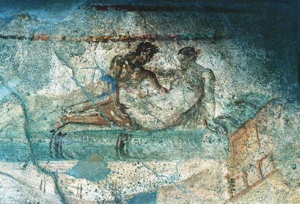 Секс с дамами древнего рима