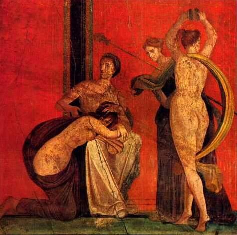 Анальный секс древний рим