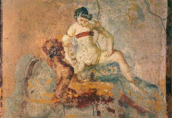 как назывались проститутки в древнем риме