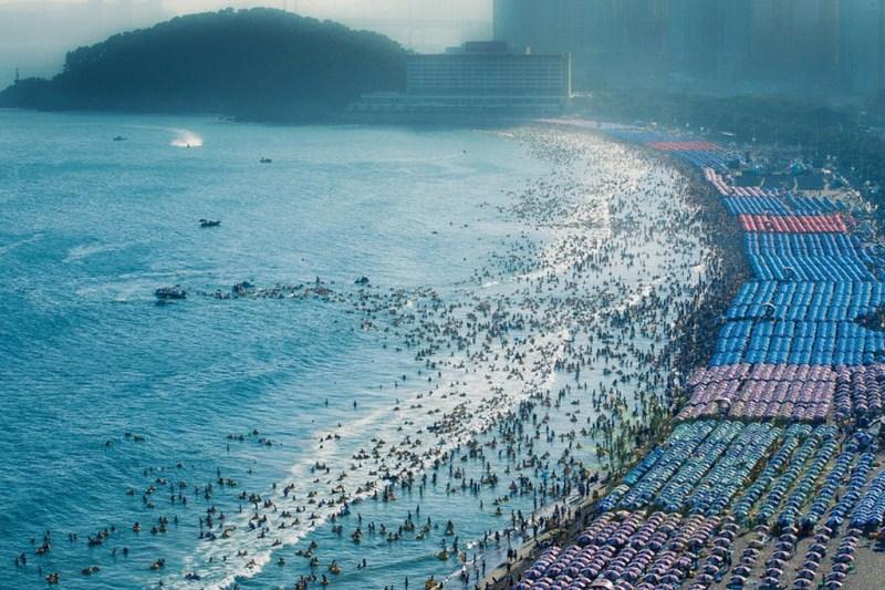 Эротика на побережье китайского моря фото 776-279