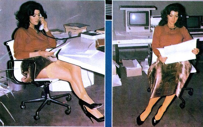 фото вот это секретарша