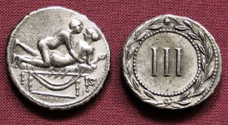 Эротика в монетах 7 фотография