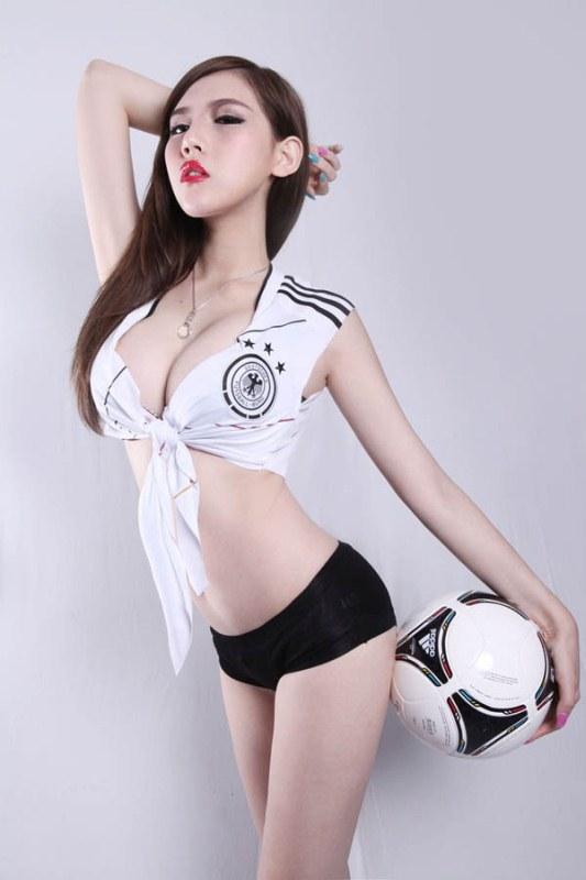 Сексуальных китаянок
