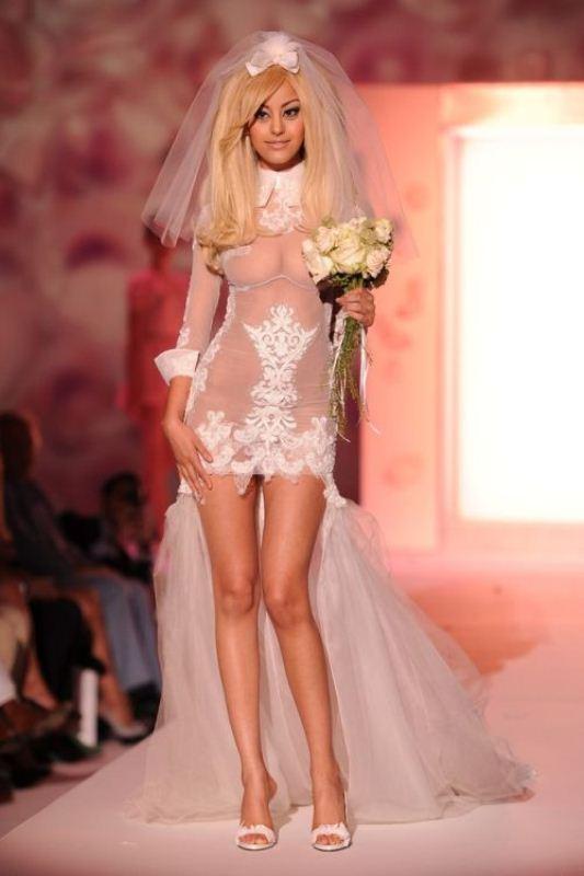 Проститутки в свадебных плятьях