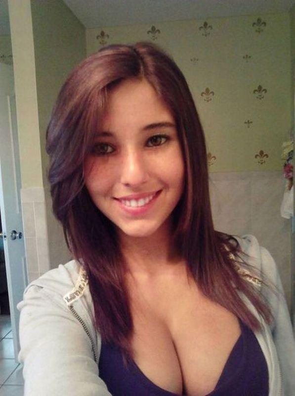 Большая грудь из соцсетей фото 563-916
