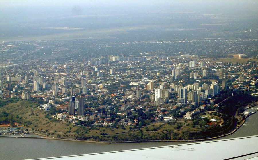 Maputo em 2006