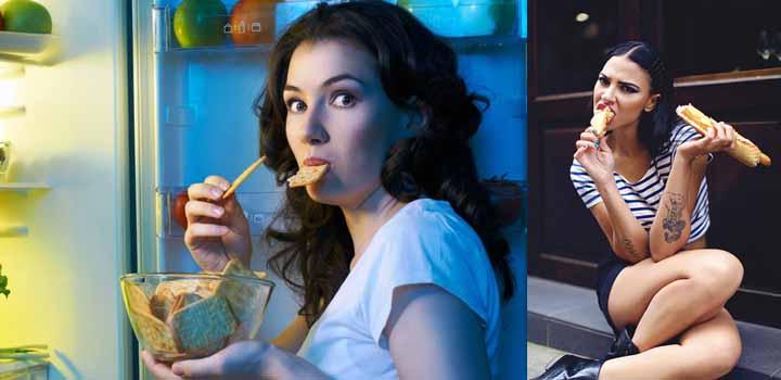 как перестать много есть и похудеть психология