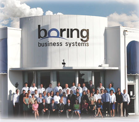 boring systems 1