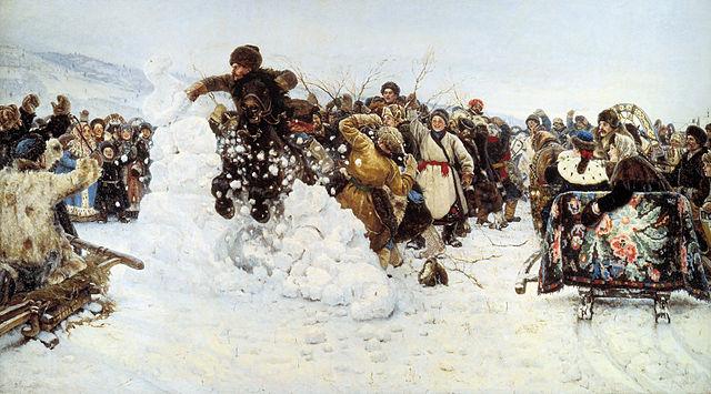 SnowFortressSurikov