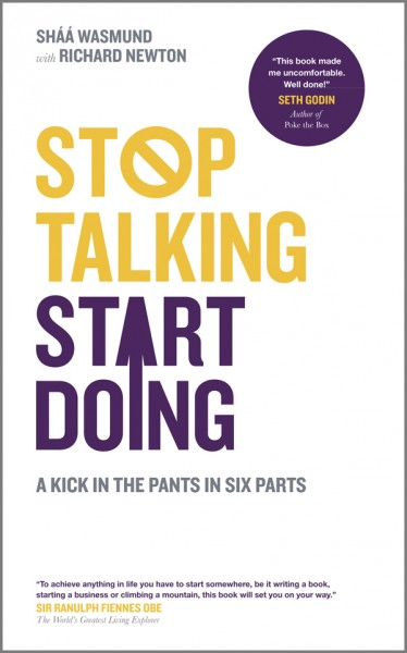 Stop talking start doing