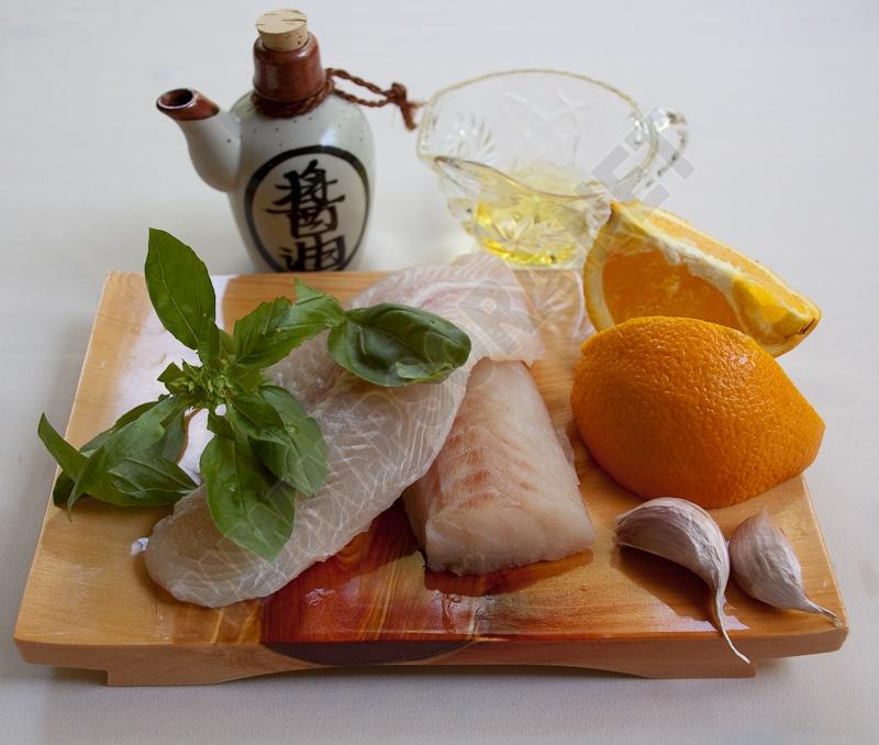 Лечение псориаза диетой. Питание по Пегано.Рыба на гриле с апельсиновым соусом