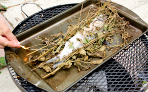 рыба с травами 5
