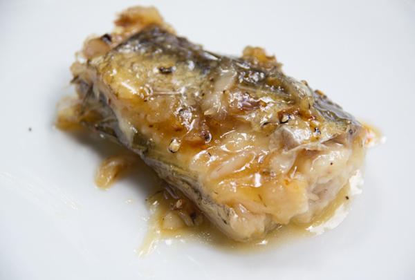 Глазированная рыба