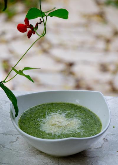 Брокколи суп