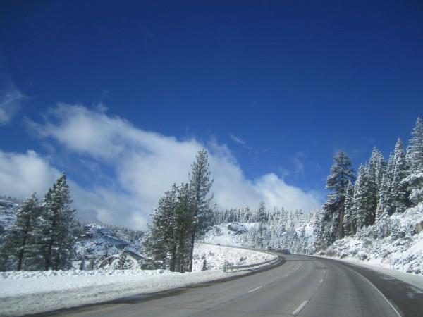 6 Вгорах между Невадой и Калифорнией