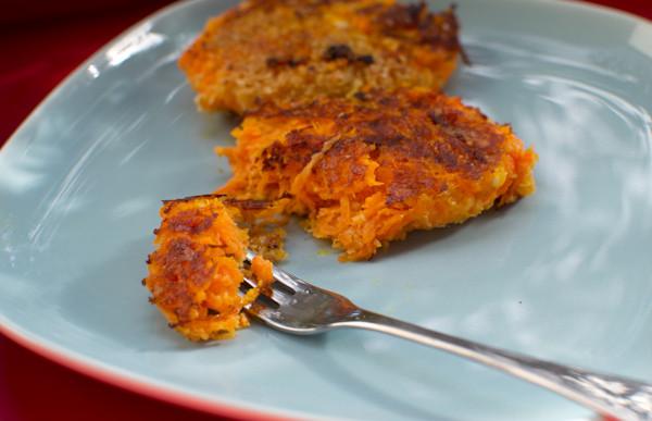 котлеты морковно картофельные