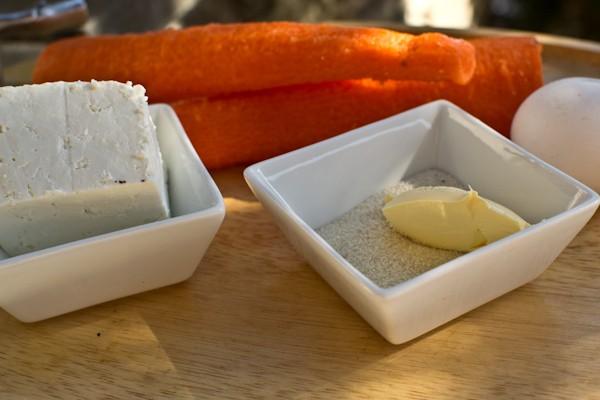 морковные котлетки