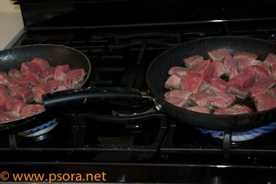 Мясо чашушули