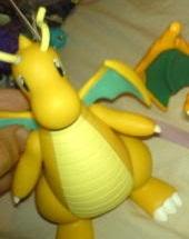 Dragonite DX Tomy 6