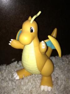 Dragonite DX Tomy 3